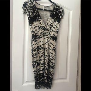 envi Dresses - Black and White Dress